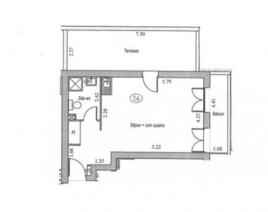 Vente Appartement 1 pièce 34m² Villebon sur yvette - photo