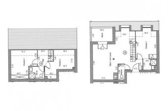 Vente Appartement 4 pièces 71m² Villebon-sur-Yvette (91140) - Photo 1
