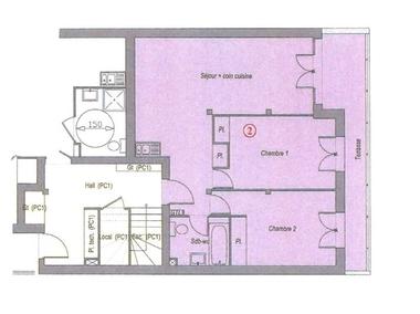 Vente Appartement 3 pièces 61m² Villebon-sur-Yvette (91140) - photo