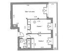 Vente Appartement 3 pièces 62m² Villebon sur yvette - Photo 1