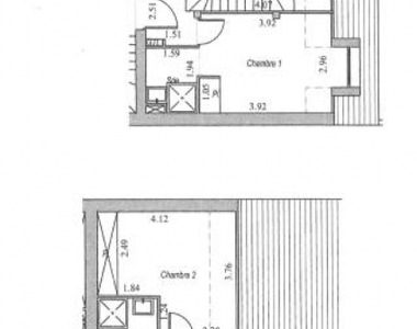 Vente Appartement 4 pièces 71m² Villebon sur yvette - photo
