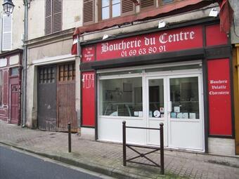 Location Fonds de commerce 25m² Montlhéry (91310) - photo