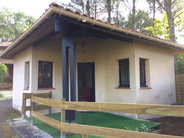 Vente Maison 2 pièces 20m² Moliets-et-Maa (40660) - photo