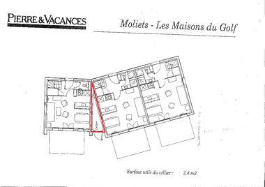 Vente Garage 2m² Moliets-et-Maa (40660) - photo