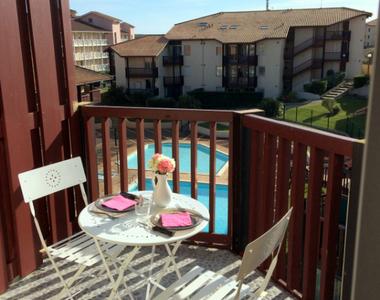 Vente Appartement 3 pièces 41m² VIEUX BOUCAU LES BAINS - photo