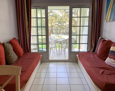 Vente Appartement 1 pièce 24m² MOLIETS ET MAA - photo