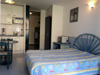 Vente Appartement 1 pièce 22m² Vieux-Boucau-les-Bains (40480) - Photo 1
