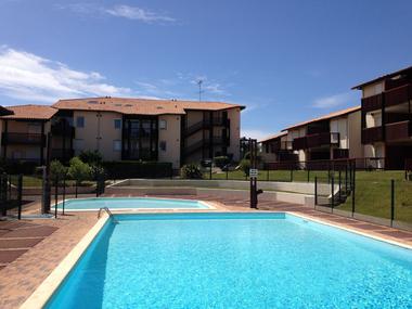 Vente Appartement 2 pièces 25m² Vieux-Boucau-les-Bains (40480) - photo