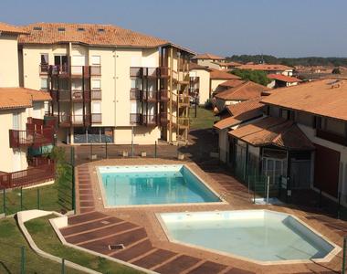 Vente Appartement 1 pièce 24m² VIEUX BOUCAU LES BAINS - photo