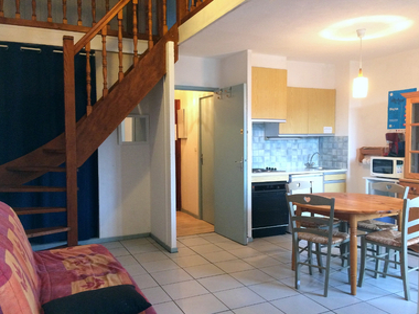 Vente Appartement 2 pièces 46m² Vieux-Boucau-les-Bains (40480) - photo