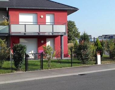Renting Apartment 3 rooms 65m² Colmar (68000) - photo
