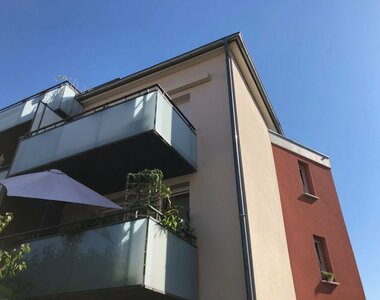 Vente Appartement 3 pièces 60m² Colmar (68000) - photo
