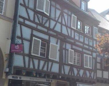 Renting Apartment 2 rooms 49m² Colmar (68000) - photo