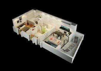 Sale Apartment 3 rooms 65m² Colmar (68000)