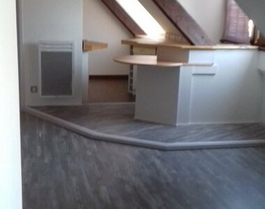 Renting Apartment 2 rooms 37m² Colmar (68000) - photo