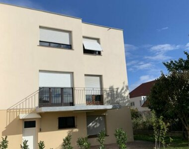 Sale House 5 rooms 120m² Horbourg-Wihr (68180) - photo