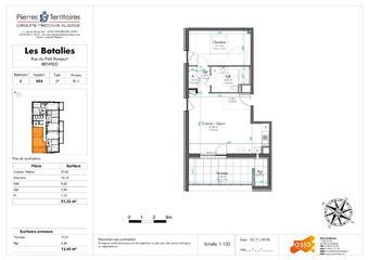 Vente Appartement 2 pièces Benfeld (67230)