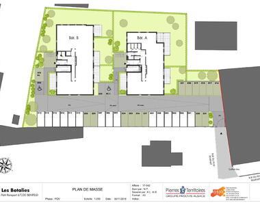 Vente Appartement 3 pièces Benfeld (67230) - photo