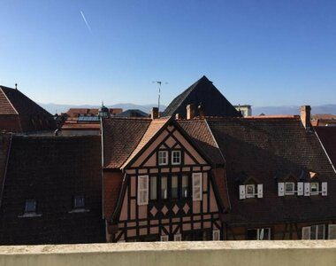 Vente Appartement 3 pièces 66m² Colmar (68000) - photo