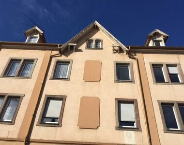 Sale Apartment 4 rooms 71m² Colmar (68000) - photo