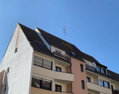 Sale Apartment 4 rooms 67m² Colmar (68000) - photo