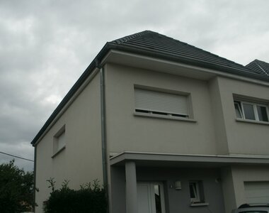 Renting House 4 rooms 110m² Horbourg-Wihr (68180) - photo