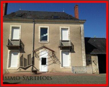 Vente Immeuble 12 pièces 270m² Mayet (72360) - photo