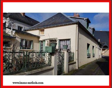 Vente Maison 5 pièces 105m² marcon - photo