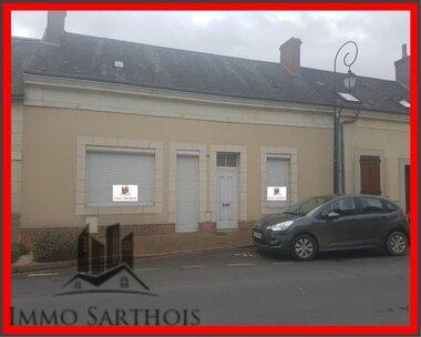 Vente Maison 4 pièces 65m² La Chartre-sur-le-Loir (72340) - photo