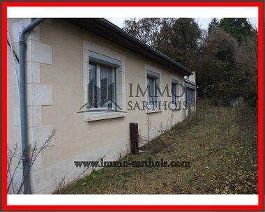 Vente Maison 3 pièces 70m² Aubigné-Racan (72800) - photo