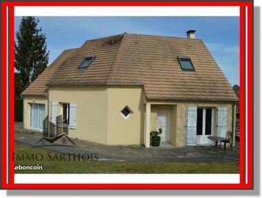 Vente Maison 8 pièces 180m² La Flèche (72200) - photo
