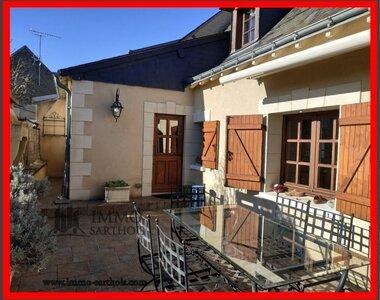 Vente Maison 4 pièces 138m² st paterne racan - photo