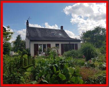 Vente Maison 5 pièces 100m² Montoire-sur-le-Loir (41800) - photo