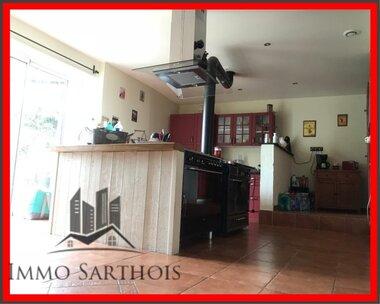 Vente Maison 7 pièces 150m² ecommoy - photo