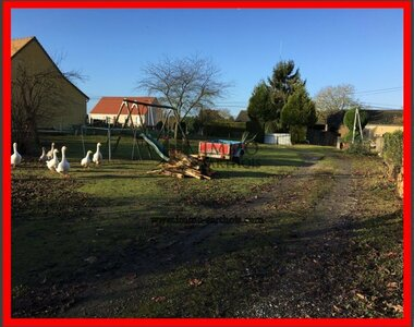 Vente Terrain 802m² Requeil (72510) - photo