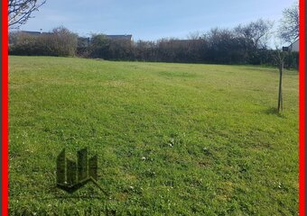 Vente Terrain 994m² st christophe sur le nais - photo
