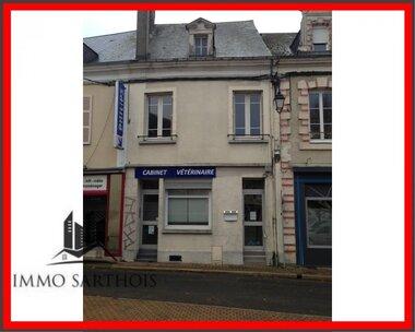 Vente Maison 8 pièces 111m² Mayet (72360) - photo