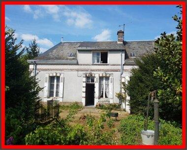 Vente Maison 4 pièces 70m² Bessé-sur-Braye (72310) - photo