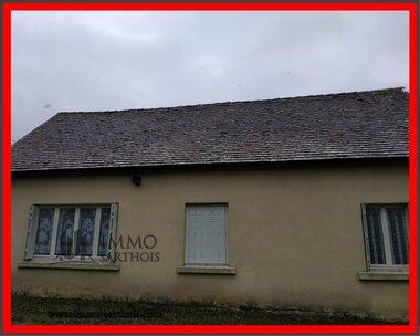 Vente Maison 2 pièces 53m² Mansigné (72510) - photo