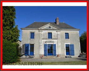 Vente Maison 5 pièces 159m² Mayet (72360) - photo