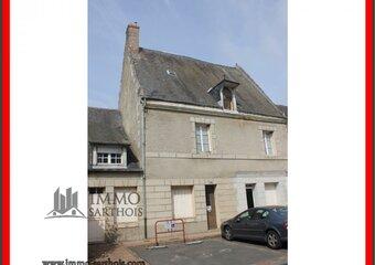 Vente Maison 8 pièces 200m² la chartre sur le loir - photo