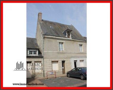 Vente Maison 8 pièces 200m² La Chartre-sur-le-Loir (72340) - photo