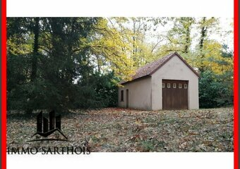Vente Terrain 1 140m² Pontvallain (72510) - photo