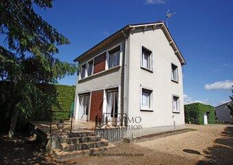 Vente Maison 5 pièces 81m² mayet - Photo 1