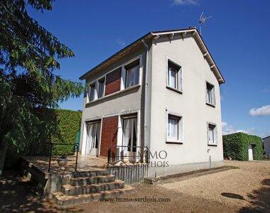 Vente Maison 5 pièces 81m² mayet - photo