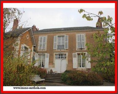 Vente Maison 7 pièces 200m² Écommoy (72220) - photo