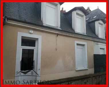 Vente Maison 3 pièces 79m² Château-du-Loir (72500) - photo