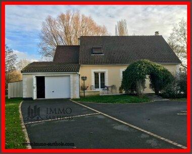 Vente Maison 6 pièces 116m² Bessé-sur-Braye (72310) - photo