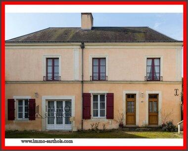 Vente Maison 9 pièces 242m² jupilles - photo