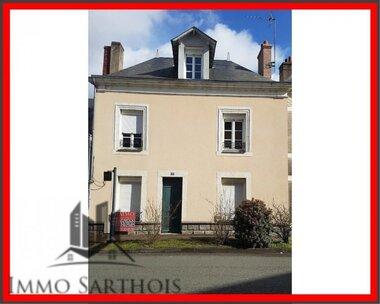 Vente Maison 6 pièces 90m² Château-du-Loir (72500) - photo